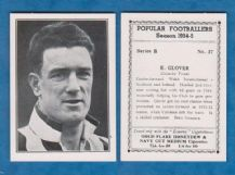Grimsby Town Pat Glover Wales 37
